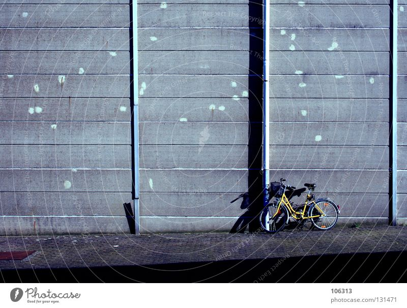 Wall (building) Freedom Wall (barrier) Line Bicycle Room Places Boredom Free space