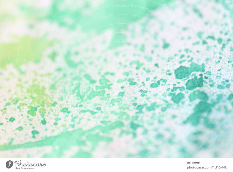 Green Colour Summer Life Spring Art Design Leisure and hobbies Illuminate Happiness Esthetic Creativity Joie de vivre (Vitality) Culture Paper Wellness
