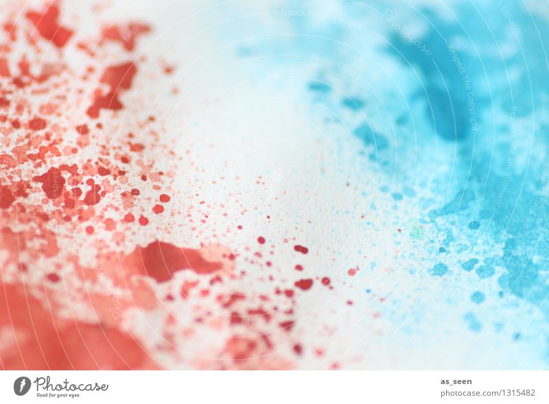 Blue Colour White Red Life Design Leisure and hobbies Fresh Happiness Paper Painting (action, artwork) Friendliness Drop Education Flag Harmonious