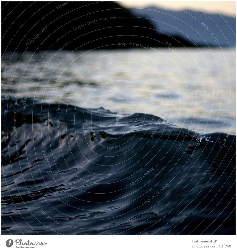 Beautiful Ocean Blue Beach Life Moody Coast Waves Infinity Spain Primordial