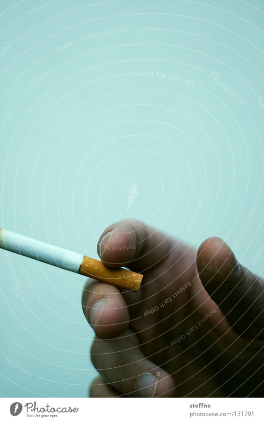Man Hand Fingers Cool (slang) Smoking Gastronomy Club Smoke Cigarette Odor Unhealthy Ashes Ashtray Lung Cancer Harmful