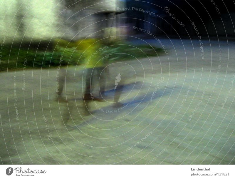 Child Playing Speed Distorted