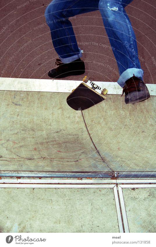 Style Freedom Feet Legs Skateboarding Extreme Salto Bavaria Sports ground Extreme sports Kickflip Garching