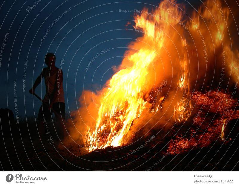 Man Dark Warmth Blaze Fire Dangerous Threat Physics Hot Burn Evil Flame Disaster Hell Eerie Devil