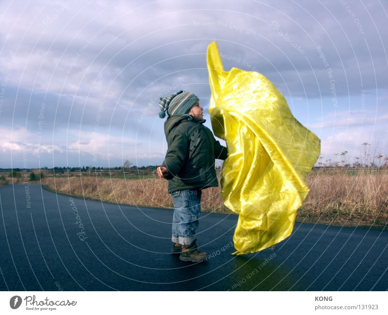 Child Sky Joy Clouds Movement Small Air Craftsperson Weather Dance Flying Speed Aviation Sweet Cloth Toddler