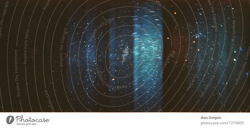 Blue Far-off places Dark Cold Movement Moody Bright Glittering Dream Illuminate Beginning Fantastic Stars Eternity Infinity Universe