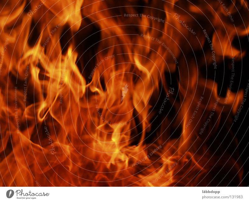 fiery Fire Hot Blaze Flame Burn Colour photo Evening Night Motion blur Nocturnal fire Deserted Exterior shot