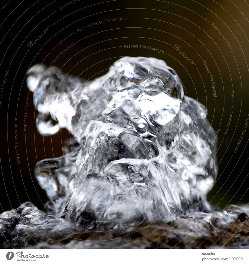vattenconst Water Fountain Wet Refreshment Puzzle Obscure water art Stone solidification Deception Structures and shapes