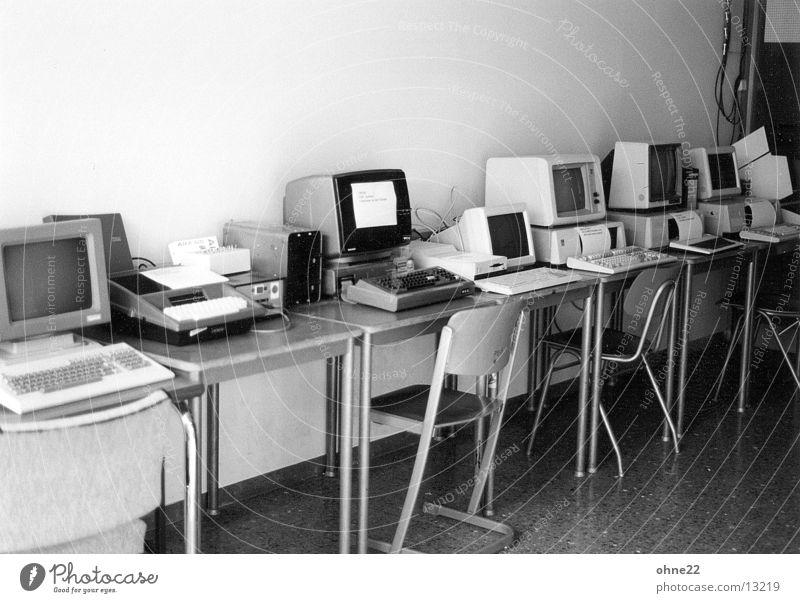 Old Computer Technology Electrical equipment