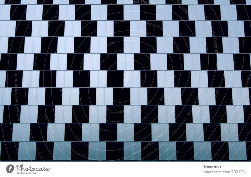 shifted Facade Geometry Funny Discern Square Undulation Curved Accuracy Parallel Modern Industry Switzerland Illusion optical illusion froodmat Distorted