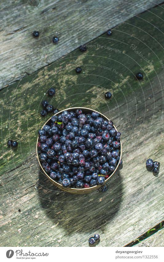 Blueberries in a bowl Nature Summer Group Above Fruit Fresh Nutrition Vegetable Berries Dessert Bowl Vitamin Vegetarian diet Juicy Raw