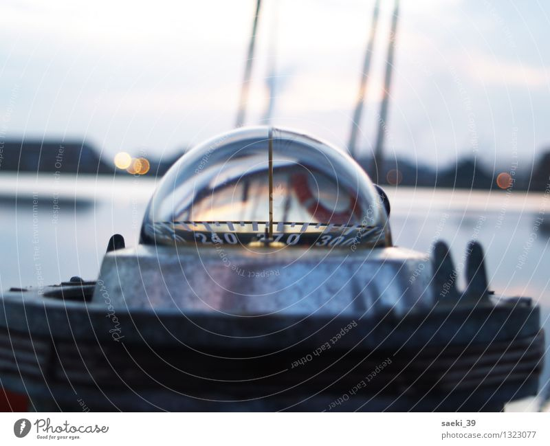Vacation & Travel Ocean Emotions Freedom Contentment Trip Adventure Protection Safety Baltic Sea Bay Trust Navigation Sailing Sailboat Aquatics