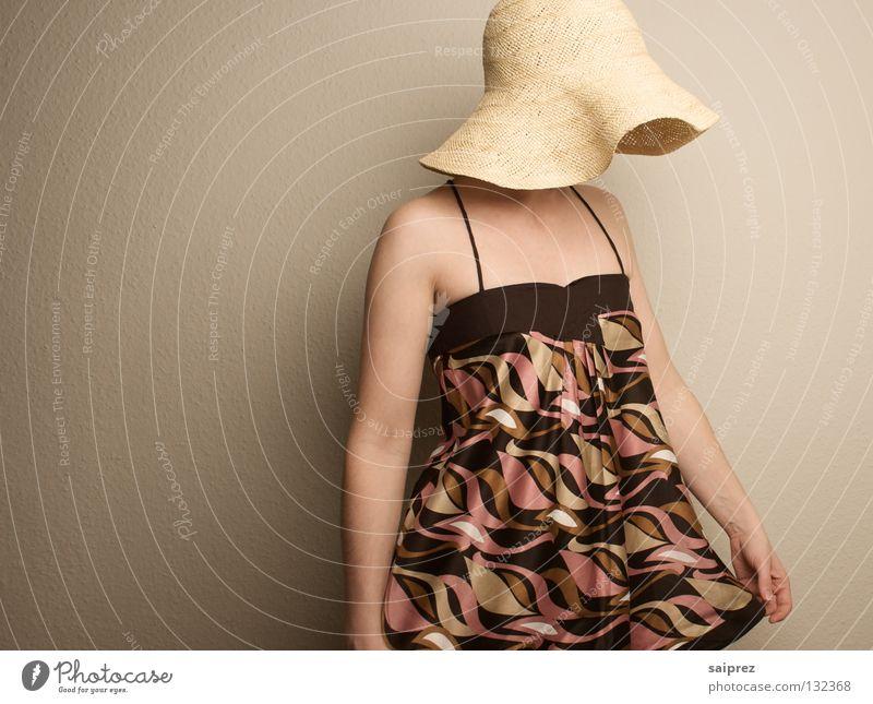 Woman Skin Clothing Hat Top Headwear Straw hat