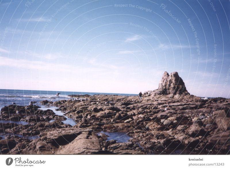 Water Sky Ocean Beach Vacation & Travel Stone Stone desert