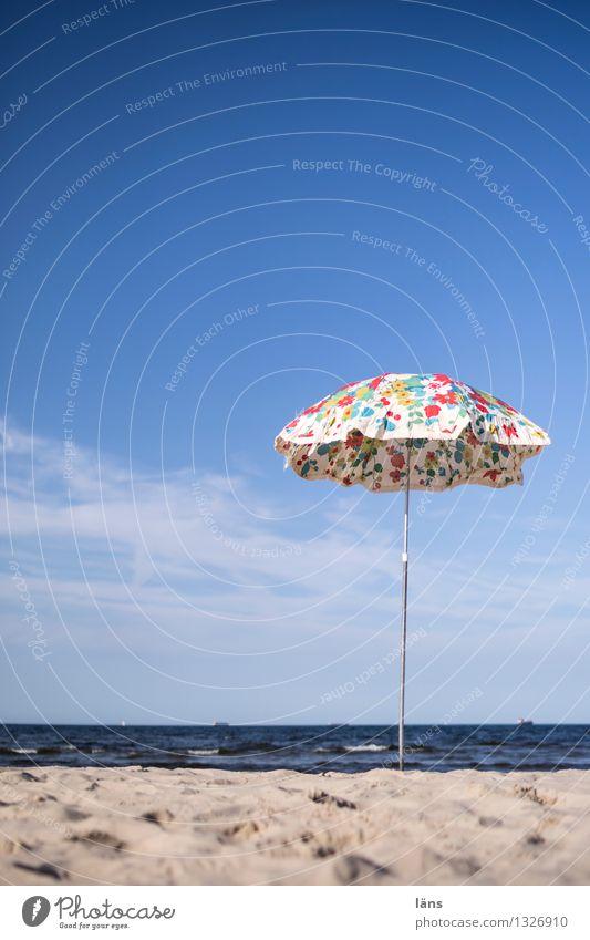 beach mushroom Baltic Sea Ocean Maritime Beach Sky Summer Vacation & Travel Usedom Tourism