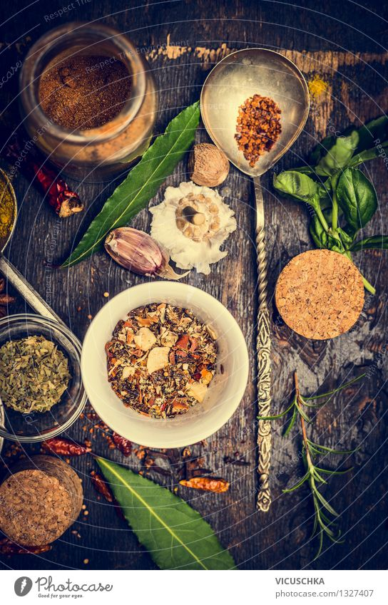 Nature Healthy Eating Food photograph Style Food Design Glass Nutrition Things Cooking & Baking Herbs and spices Kitchen Asia Organic produce Restaurant Fragrance