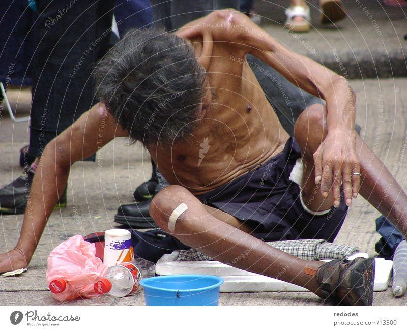 Human being Man Street Panhandler