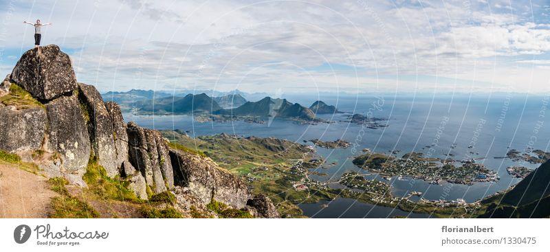 Nature Landscape Mountain Exceptional Peak Good Norway