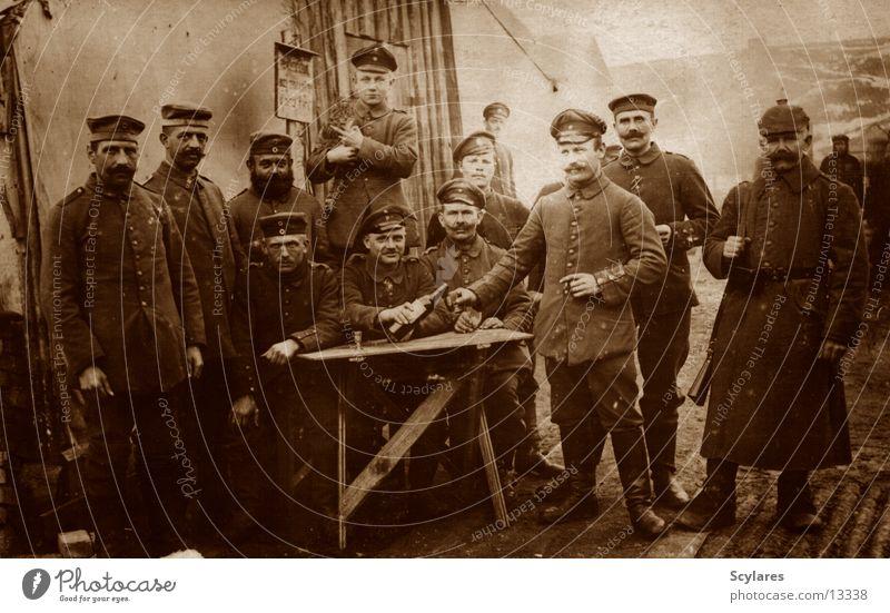 Human being Old War Soldier 1918
