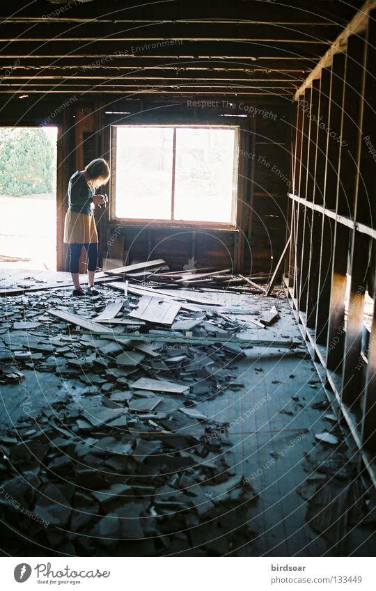Building Lighting Film industry Posture Derelict Exposure Tennessee