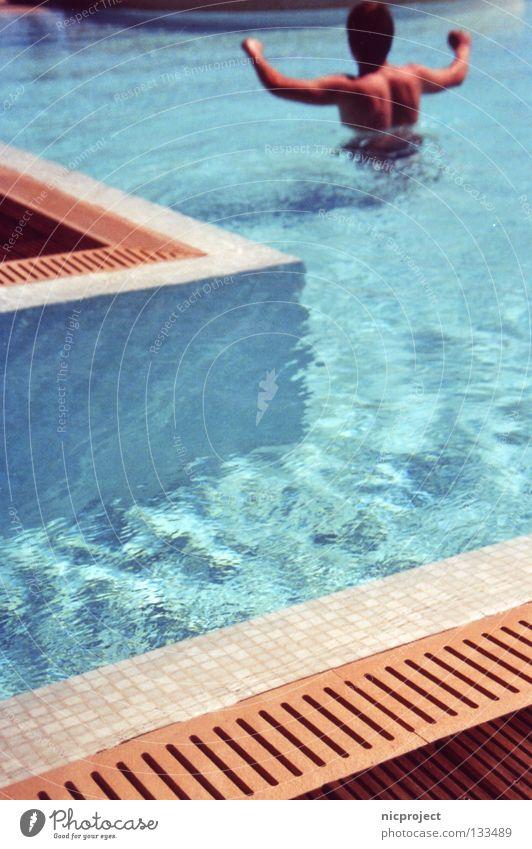Water Summer Joy Vacation & Travel Wet Fresh Swimming pool Refreshment