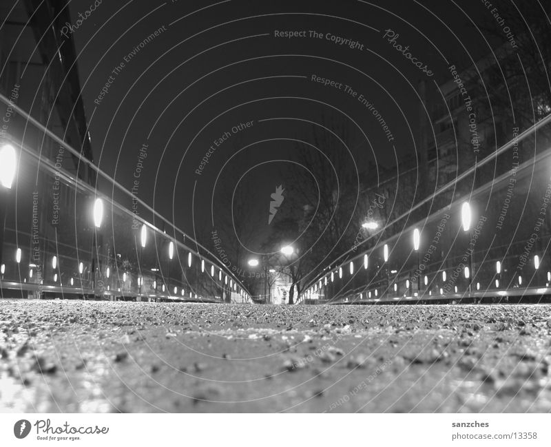 Stone Architecture Bridge Night shot