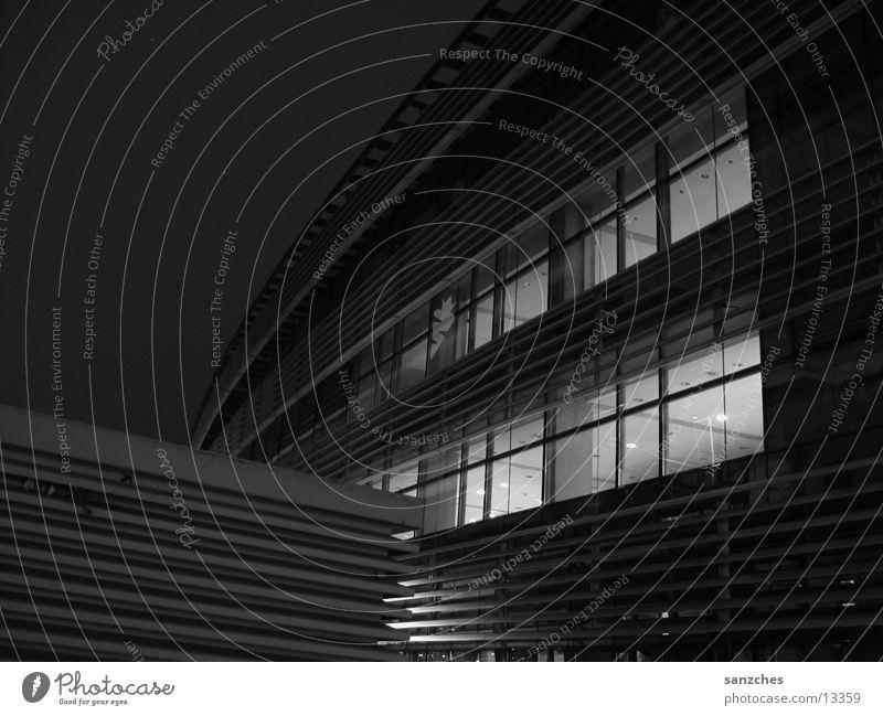 Line Architecture Night shot