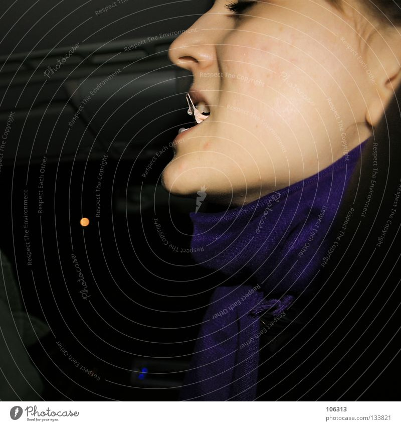 Woman Human being Joy Face Black Dark Playing Dream Laughter Mouth Skin Nose Sweet Hope Teeth Lips