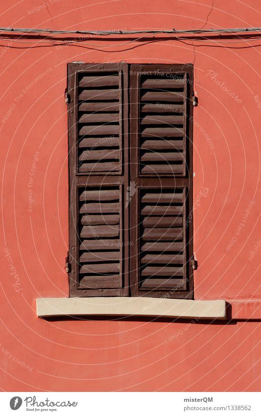 finestra II Art Work of art Esthetic Window Window frame Shutter Window board View from a window Glazed facade Window transom and mullion Facade Siesta