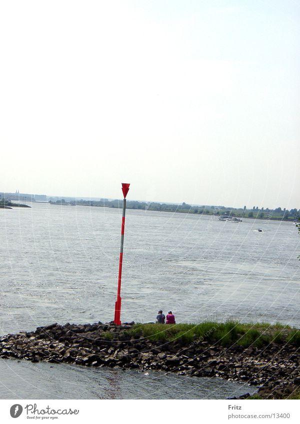father-rhine 2 Electricity River Rhine