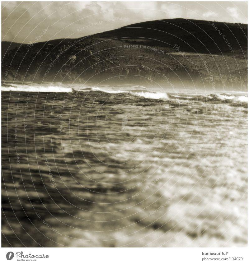 Water Ocean Summer Beach Coast Fog Passion Spain Surf Steam Poetic