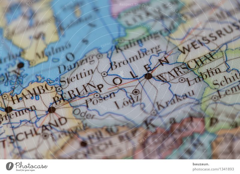 poland. Vacation & Travel Tourism Trip Adventure Sightseeing City trip Camping Cycling tour Poland Europe Globe Politics and state Logistics Change