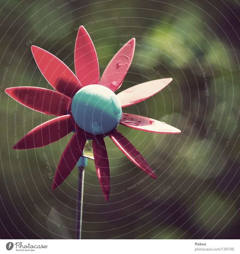 Colour Playing Movement Garden Park Art Wind Energy industry Electricity Decoration Toys Gale Passion Blow Rotate Pinwheel