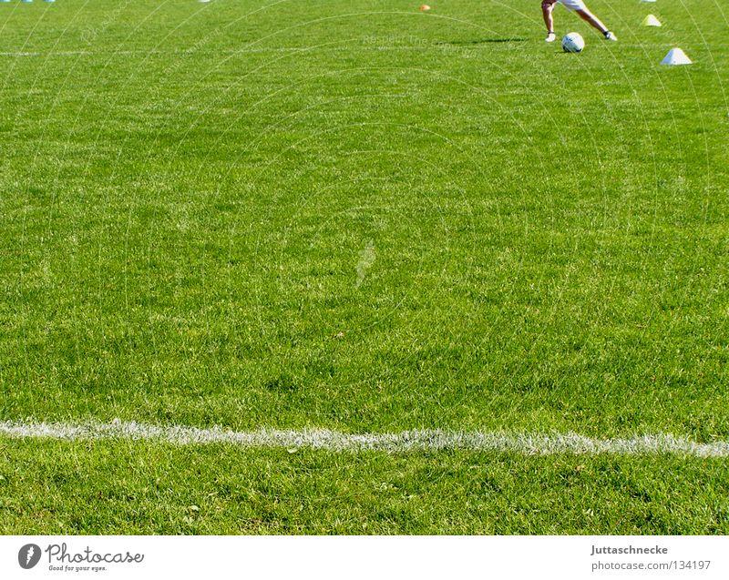 Green Joy Sports Line Soccer Success Ball Lawn Corner Sports Training Athletic Individual Football pitch Defensive Ball sports Final