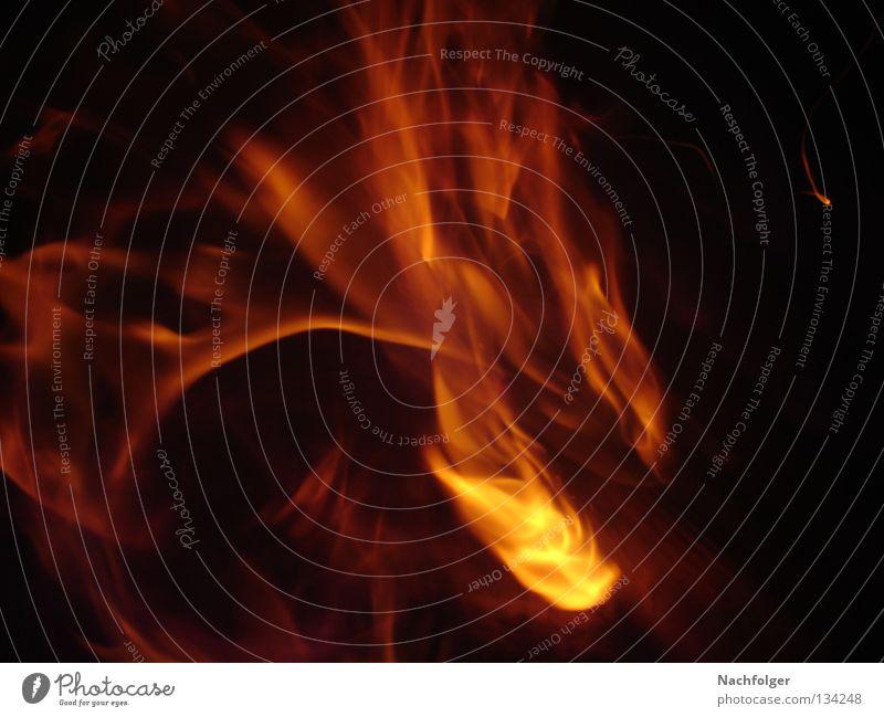 Red Dark Wood Warmth Blaze Fire Physics Burn