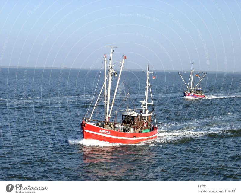 Ocean Watercraft Europe Fisherman Fishing boat