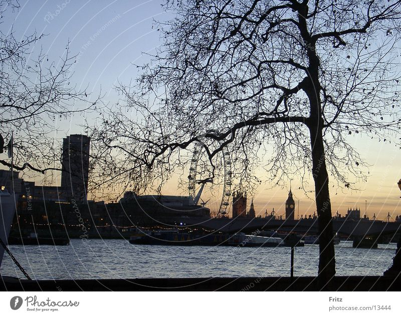 Europe London Big Ben