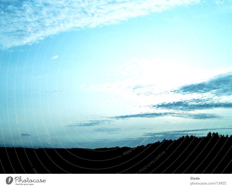 Sky Sun Clouds