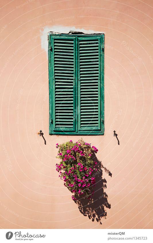 finestra VII Art Esthetic Window Window pane Shutter Window board View from a window Window transom and mullion Glazed facade Window frame Windowsill Flower