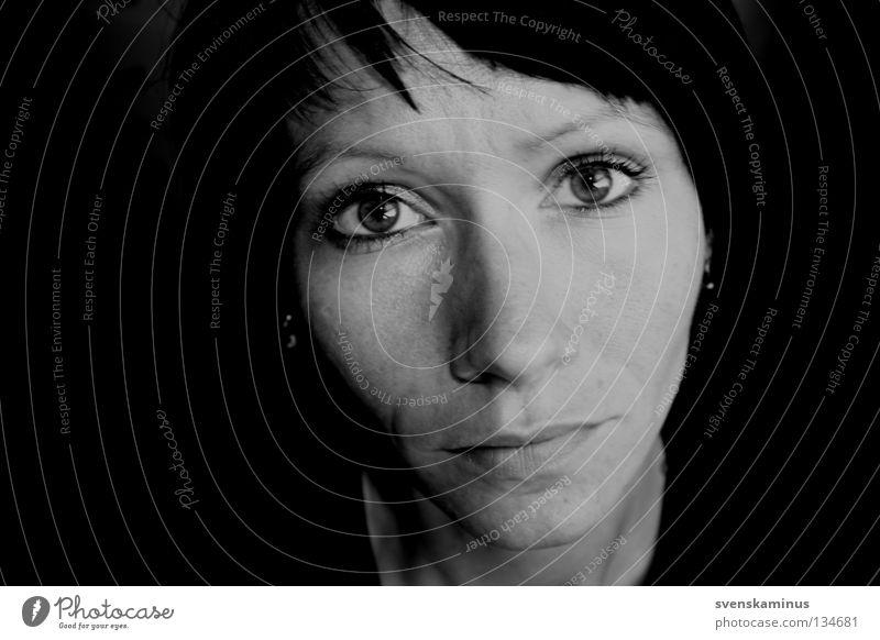 svenska Woman Grief Think Distress Sadness Face Eyes Nose Mouth