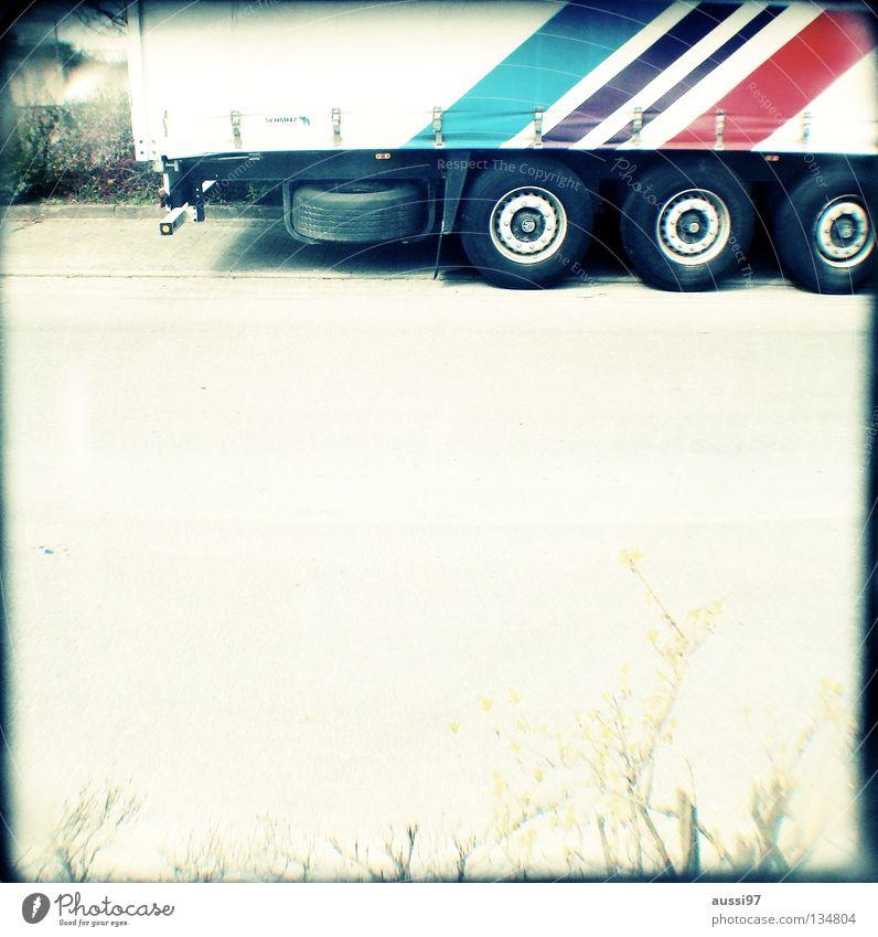 Transport Industry Logistics Concentrate Border Truck Analog Direction Navigation Haste Storage Grid Goods International Viewfinder Focal point