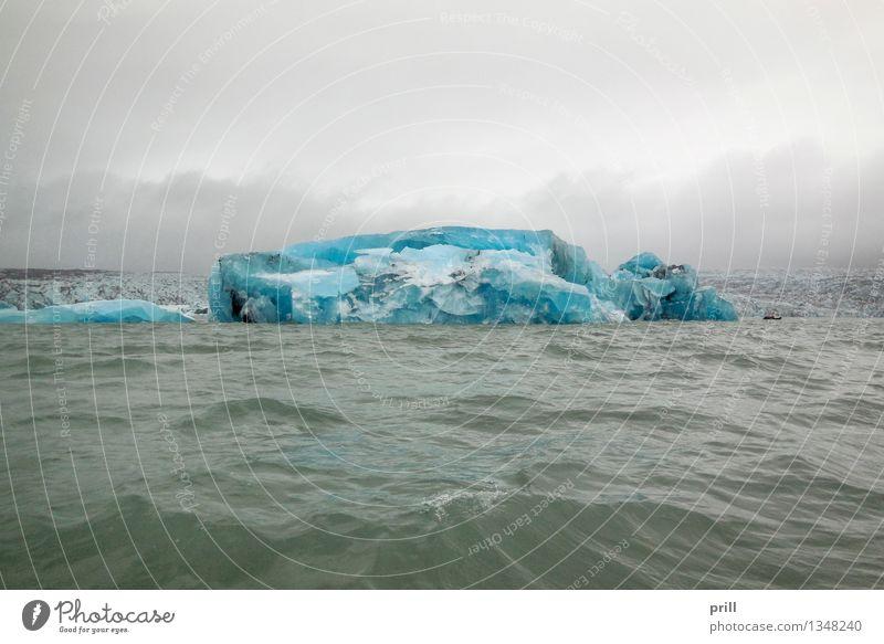 coastal iceberg scenery Ocean Waves Nature Water Clouds Coast Cold Blue Iceberg Iceland Ice floe floating iceberg driving iceberg Frozen Natural Broken bank