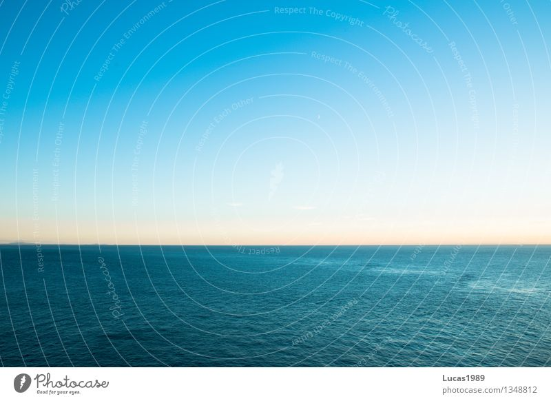 Submarine on dive Vacation & Travel Tourism Cruise Elements Air Water Sky Cloudless sky Climate Beautiful weather Waves North Sea Baltic Sea Ocean Navigation