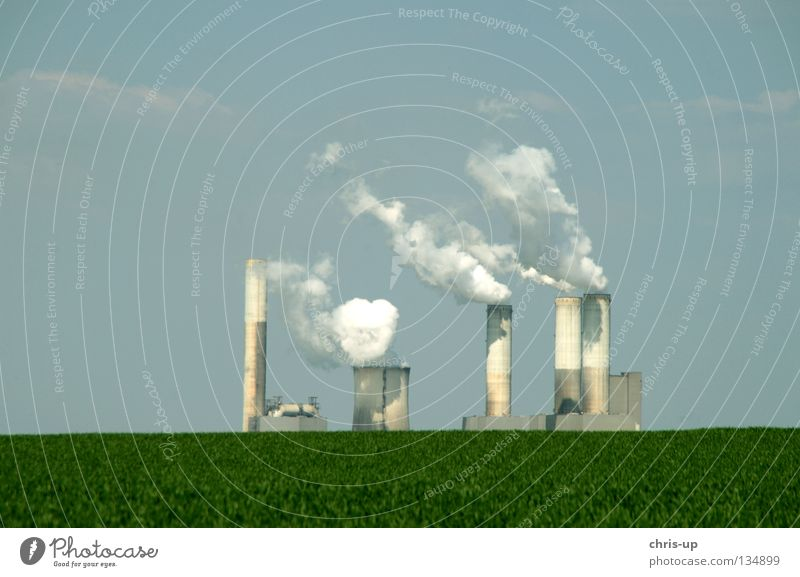 Fresh Air Part 2 Coal power station Electricity Refinery Climate change Refrigeration Environment Environmental pollution Nuclear Power Plant Exhaust gas