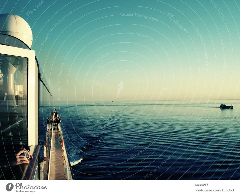 Ocean Calm Watercraft Navigation Cruise Pacific Ocean Sun deck