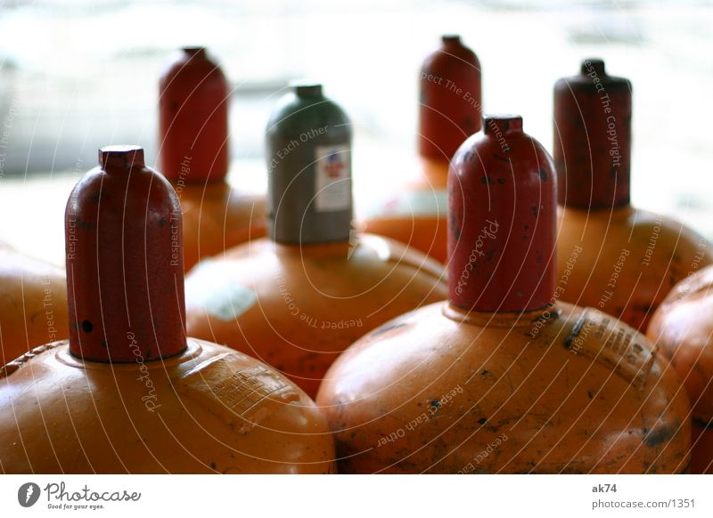 Orange Energy industry Technology Gas Electrical equipment Gas cylinder