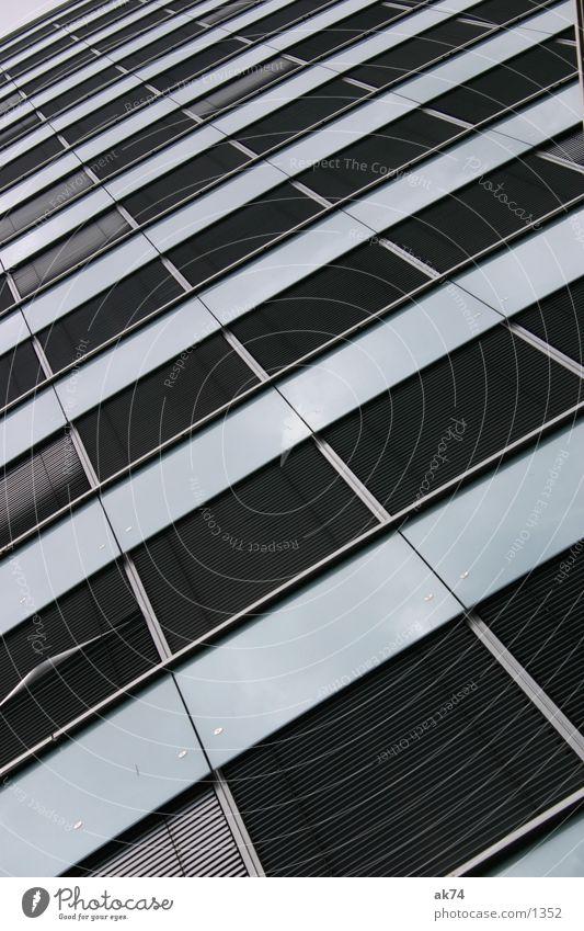 Berlin Window Gray Architecture High-rise Venetian blinds