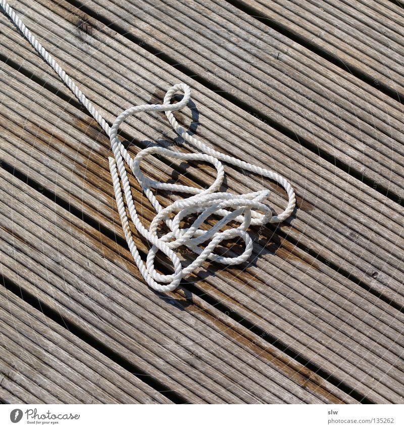 trip hazard Wood Footbridge Sailing Muddled Knot Leisure and hobbies Rope