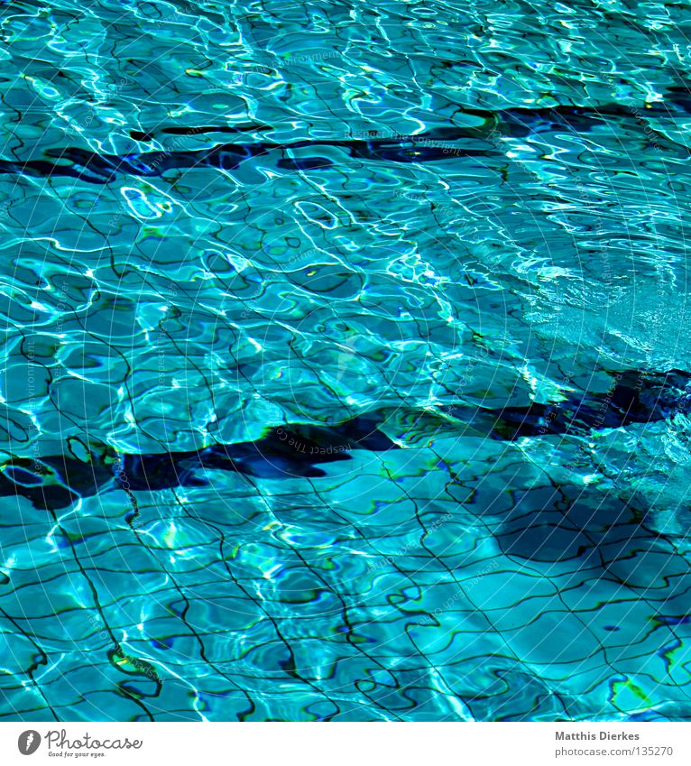 Water Green Blue Line Empty Swimming pool Clarity Tile Track Basin Whirlpool Swirl Open-air swimming pool Surface of water Chlorine Water reflection