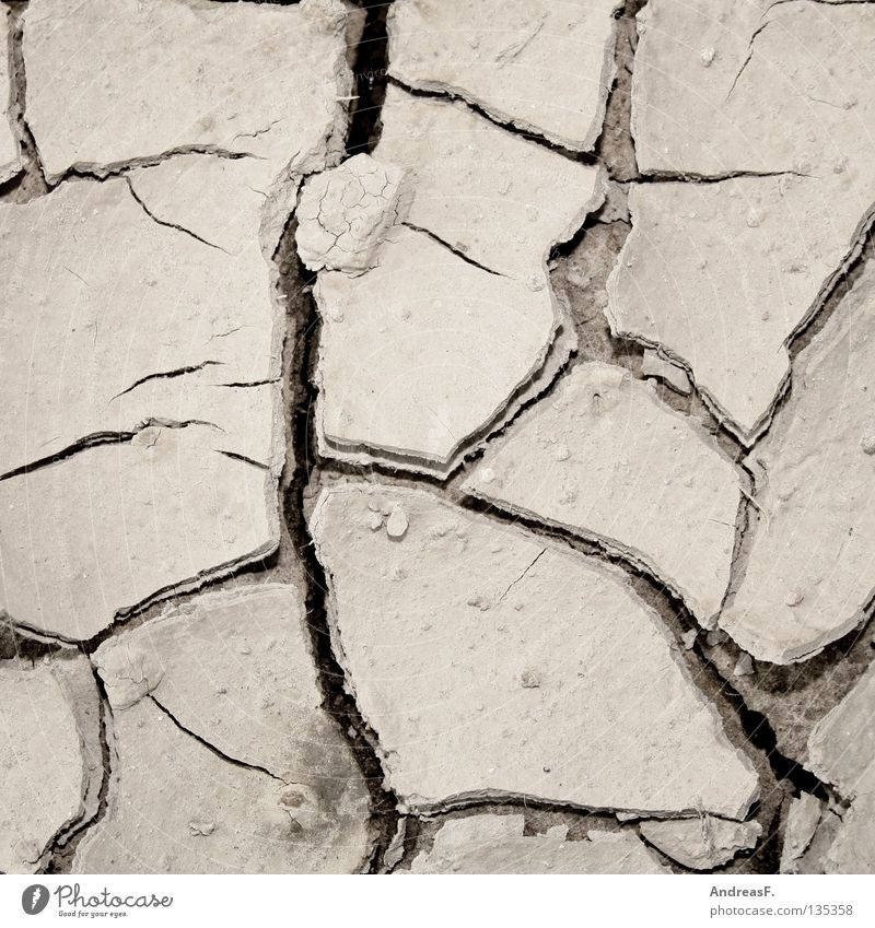 aridity Dry Drought Crack & Rip & Tear Agriculture Field Physics Summer Polluted Erosion Thirsty Earthquake Sand Climate change Dried CRACKED FLOOR DRY EARTH